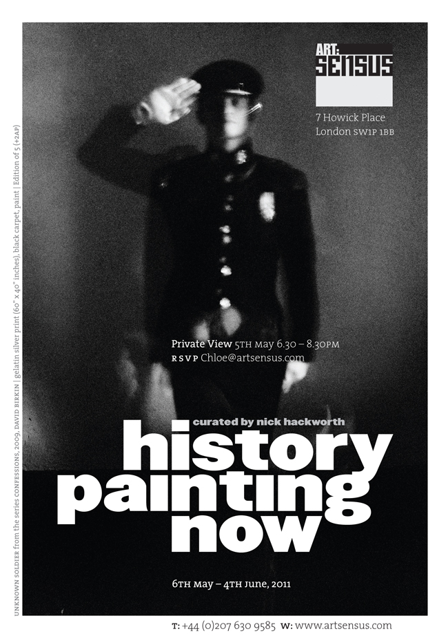 History Painting Now e-Invite